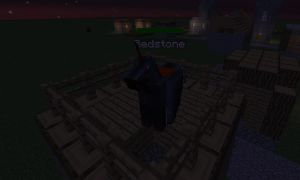 Redstone, my Dark Pegasus by JjewelOfTheWild