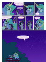 FiM TNtMD - Page 135: The Once and Future Student by ArofaTamahn