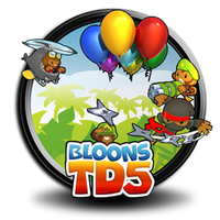Bloons Tower Defense 5 icon by SidySeven