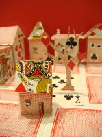 Card Houses by philippajudith