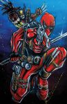 Deadpool by Lopan4000