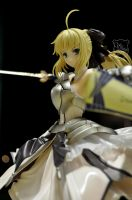 Saber lily distant avalon by ShinjiSG87
