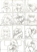 Minato and Kushina Doujnshin 3 by comet21