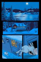Heroes of the North:  Nordik pg 1 by KeirenSmith