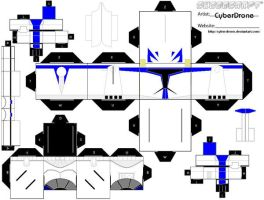 Cubee - Clone 'Capt Rex' by CyberDrone