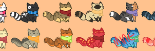 cat adopts [7/11 open] by Daaven