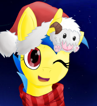 Christmas Icon by mandy1412