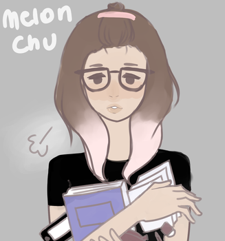 Exams r doneeee by Melonchu