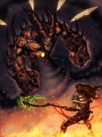 Fury of the Ancients by LeoJr