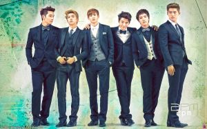 2PM -  Gentlemen by Sweetkrystyna