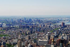 NY cityscape 4 by LucieG-Stock