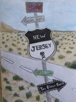The Killjoys from New Jersey by BadBloodKilljoy