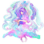 Patchouli-Jellyfish for Halloween by Faye-f