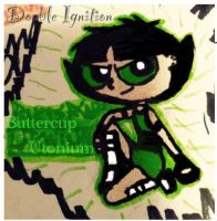 Buttercup Utonium (PPG) by DoubleIgnition
