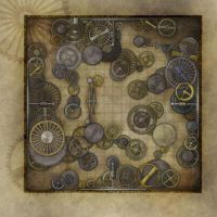 Clockwork Maze Map Pack Previe by torstan