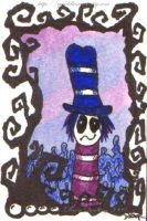 Artful Dodger 1  ATC 03 by Quaddles-Roost