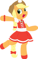 Applejack by Candy-Muffin