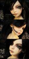 Face-up+tattoos: DOD DOT Ducan - 3 by asainemuri