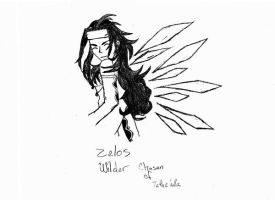 Zelos Wilder by Lina1562