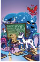 MLP FF 4 Cover by angieness