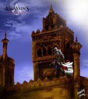 Assassin`s Creed: Death from above by CorvenIcenail