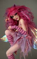 Cheshire Cat Faerie No. 2 - 1 by wingdthing