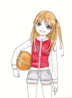 Basket girl! by Snoffi2012