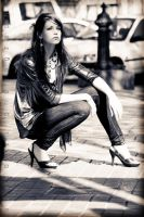 Street Chic I by Blakberi-Productions