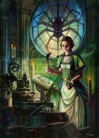Poisoner by thegryph