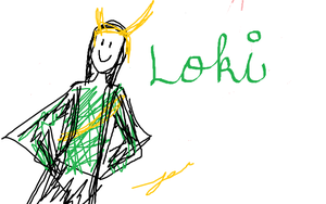 The Most Accurate Loki Ever by Leeonardo13