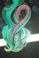It's TENTACULAR by Adm-James