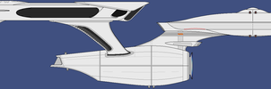Star Trek 'Curvy Connie' Wip4, Now with Phasers! by Danny420Dale