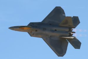 F-22 Raptor by CopperbeltJack