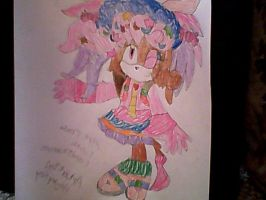 ~.: Art Trade with CandiPhoenixes.:~ by Celeste-the-Cat