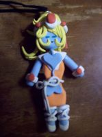 Interstella 5555 Polymer Clay Charm by SommerBommer