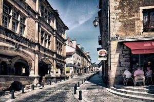 Rue Victor Genoux by cahilus