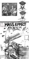 MASS EFFECT: REAPER WARS by ShantyPAPER