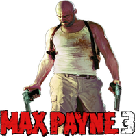 Max Payne Dock Icon 2 by Rich246