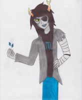 Vriska by shadowwolf133