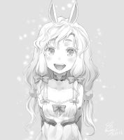 Lapin Blanc by Salmon88