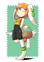 Easter Milla by goshaag