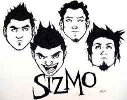 sizmo by therealarien