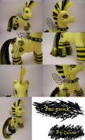 Bee punk by crazysushi