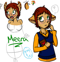 Meera SAI Wip UPDATED by EmotionlessBlue