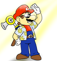 001 - Super Mario 5 by pocket-arsenal
