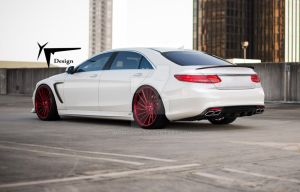 MERCEDES S63 SPORT COUPE by MOMOYAK by MOMOYAK