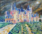 Chateau 3,366,000 by LauraHolArt
