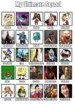 My Ultimate Squad 2015 by alfredo3212