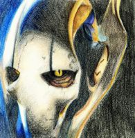 General Grievous by rogueXunited