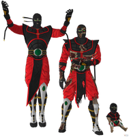 Mortal Kombat 9: Ermac MK Deception reskin v 1.0 by OGLoc069